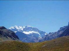Mercedes Sosa - Pocho Sosa - Otoño en Mendoza Mendoza, Mount Everest, Folk, Mountains, Videos, Nature, Travel, Argentina, Naturaleza