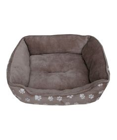 Loving this String White Paw Fleece Cuddler Pet Bed on #zulily! #zulilyfinds #thro #throbyml #marlolorenz #petbeds #dogbeds #dogs #puppies #pets #beds #memoryfoam #crate #cratematts #cuddlers #snuggle #design #fashion #style #chic #paws #words #animals #gifts #presents #home #decor #like #follow #share #post #spread #buy #shop #shopping #sale