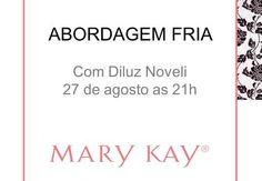 ABORDAGEM FRIA Com Diluz Noveli 27 de agosto as 21h.