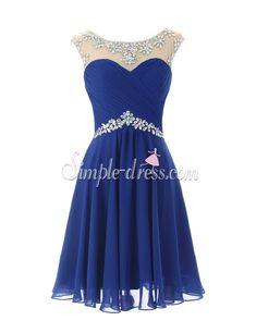 #cheap homecoming dresses under 100 #royal blue dress