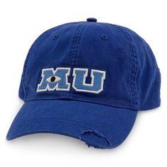 8ec02b0af36 Monsters University Baseball Cap for Adults. Disney ...