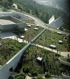 Yad Vashem Holocaust History Museum  Jerusalem, Israel  by Moshe Safdie and Associates, Inc.