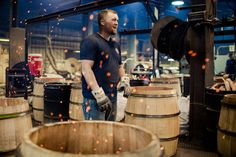 American barrel-making is on the upswing, fed by demand from winemakers…