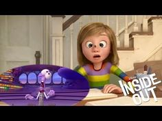 INSIDE OUT - Get to know your emotions: Fear (2015) Pixar Animated Movie HD - YouTube