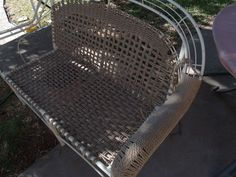 You've Never Seen a Patio Furniture Flip Like This Before!