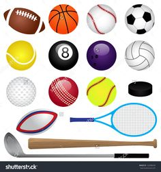 free sports clipart for parties crafts school projects websites rh pinterest com free clipart sports day free clipart sports day