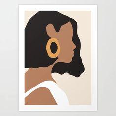 Vintage Girl Canvas Painting – King Kong Apa-Your Trend Buddy art painting Vintage Girl Canvas Painting Small Canvas Paintings, Easy Canvas Art, Small Canvas Art, Cute Paintings, Mini Canvas Art, Canvas Wall Art, Canvas Painting Designs, Drawing On Canvas, Acrylic Canvas