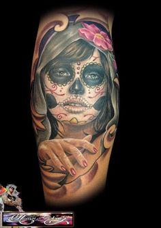 Tattoo by Randy Engel