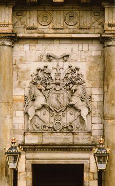 Palace of Holyroodhouse -  Edinburgh