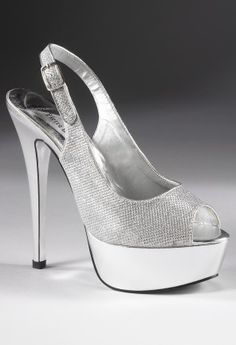 Shoes - High Heel Mega Platform Sandal from Camille La Vie and Group USA prom