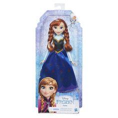 Disney Frozen Classic Doll Anna | Toys R Us Australia