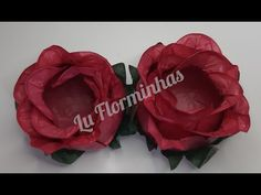 Fabric Flowers, Barbie, Halloween, Plants, Youtube, How To Make Flowers Out Of Paper, Home Craft Ideas, Craft Ideas, Craft Papers