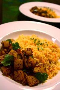 No paste curry recipes