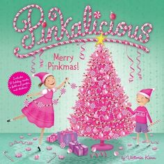 From #1 New York Times bestselling author Victoria Kann comes a new hardcover edition of our favorite pinktastic holiday story, Pinkalicious: Merry Pinkmas! Includes a poster, holiday greeting cards, and a sticker sheet. New York Christmas, A Christmas Story, Christmas Ornaments, Days Before Christmas, After Christmas, National Book Store, Pink Trees, Victoria, Pbs Kids