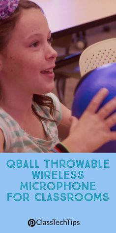 Great discussion tool :) Check out -> Qball Throwable Wireless Microphone #Spon #Edtech (feat. @goPEEQ)