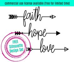 It's Freebie Friday which means it's time for another free Silhouette design for you! This week I'm sharing a free set of Silhouet. Free Silhouette Designs, Free Silhouette Files, Silhouette Cameo Projects, Silhouette Cutter, Silhouette School, Lake Quotes, Sign Quotes, Sign Sayings, Faith