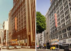 Then & Now: Los Angeles / 3