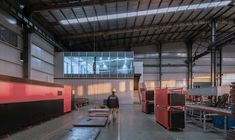 Gallery of Shanghai Yangtze 3MAP Elevator Factory Renovation / ATAH - 16