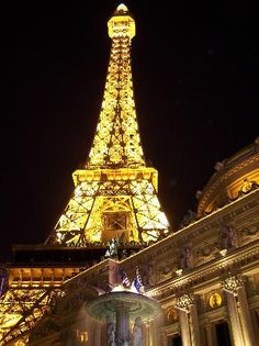 Eiffel Tower Experience at Paris Hotel