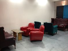 You think these couches are cool?? See what's next..!
