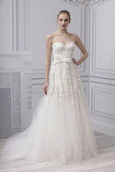 monique lhuillier bridal 2013.