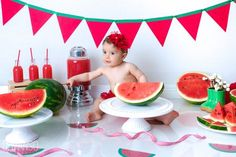 Birthday candles photography decor ideas for 2019 Watermelon Baby, Watermelon Birthday, Flamingo Birthday, Birthday Dinner Menu, Birthday Celebration, Birthday Party Themes, Happy Birthday, Girl Birthday Decorations, Baby Girl Photography
