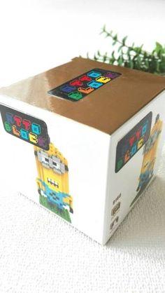 ミニオンズ マイクロ ブロック ナノ ケビン USJ キャラクター レゴ プラモデル 模型 組立 新生活 入学 卒業 新社会人 誕生日 祝い 趣味_画像2
