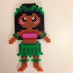 Lilo hama perler beads by pagey163