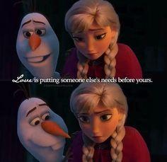 Frozen quote ^.^