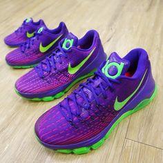 16d5543dcad9 Nike KD 8 VIII OKC Basketball Shoes Mens 800259-535 Womens 768867-535 pick 1