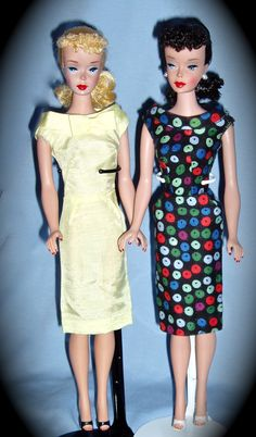 Identify Your Barbie! - Barbie, Fashion Icon of the 60's