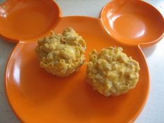 Mac 'n' cheese muffins. Great party/potluck dish! Tested and tried.