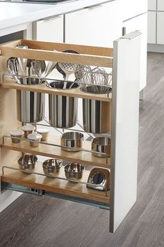 """Base Pantry Pullout - Typically in 3-12"""" widths. Diamond At Lowes Products"""