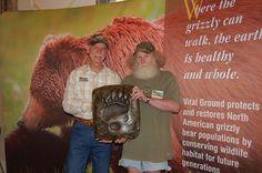 Grizzly Bear Habitat = Vital Ground