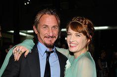with Sean Penn