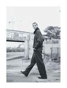 Stian Foss for Jalouse magazine