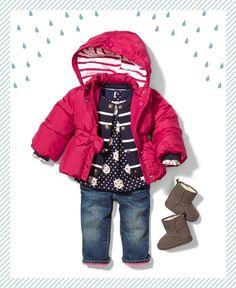 Moda invierno nena