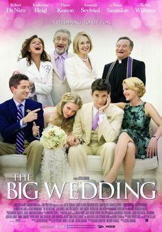 Return to the main poster page for The Big Wedding