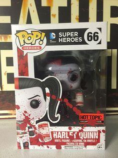 Custom Harley Quinn Arkham City Style Funko Pop With