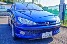 Peugeot 206SW http://wp.me/p4BDoU-kH