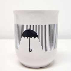 Cup Design Ideas 20 creative coffee cup designs you need to see hongkiat Umbrella Mug