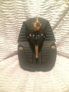My pharaoh head of king tut