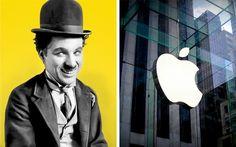 MI KÖZE CHAPLINNAK AZ APPLE-HEZ? ÉRDEKESSÉGEK A TÖRTÉNELEMBŐL! Apple, Apple Fruit, Apples