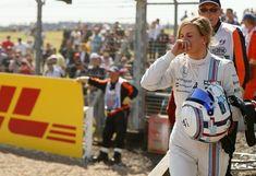 A primeira mulher a participar de um fim de semana de corrida na Fórmula Um em 22 anos. | 18 mulheres que arrasaram demais e sobre as quais você não ouviu falar em 2014