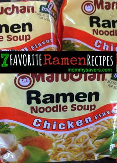 Ramen noodle recipes that real (frugal) moms call their favorites