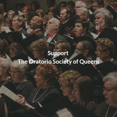 Planning your year-end giving? Support OSQ today! Dedicate to keep the arts alive and vibrant in the best borough!! #singingisgoodforthesoul
