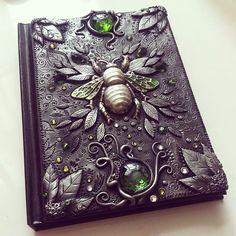 Green Beetle Journal by Mandarin Duck http://www.mandarin-duck.com/p/blog-page_18.html