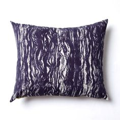 Waves Pillow by Rebecca Atwood