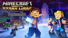 Minecraft Story Mode Episode 2 is coming out August 15th! Woooo!!! I'm a little bit worried for Lukas since he is near ice, and you know what happened to Luke in the walking dead: telltale series right?