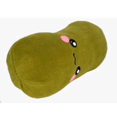 Dill Pickle plushie / decorative pillow/ novelty food cushion by Plusheez on Etsy